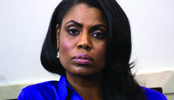 Omarosa's Final Days at White House Full of Controversy, Accusations  Some say she blocked qualified Black applicants; others say that's not possible NNPA president says she may have been fighting for diversity