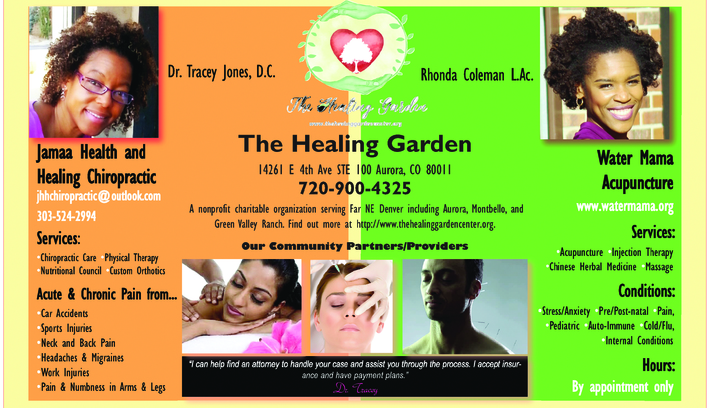 The Healing Garden Deserves A Little TLC Relaunch Party Planned In January