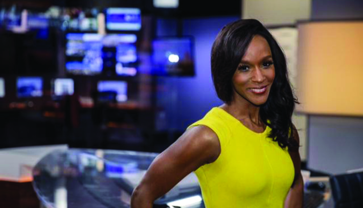 9News anchor TaRhonda Thomas keeping Denver news factual and conversational