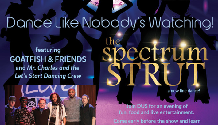 Electric Slide, Cupid Shuffle and Now the Spectrum Strut Denver Urban Spectrum Turns 32 With A New Line Dance