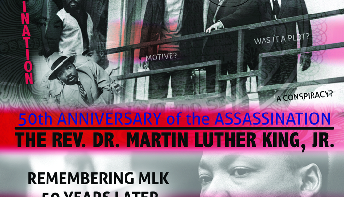 50th Anniversary of the Assassination of the Rev. Dr. Martin Luther King, Jr.