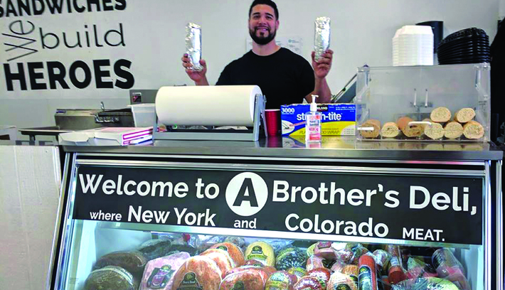 New York Style Deli Transitions to New Aurora Location