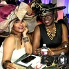 DUS publisher Bee Harris and long time friend, Norma Paige